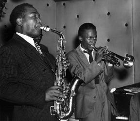 Miles Davis dans Histoire-Jazz milesbird