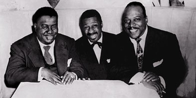 Art Tatum, Erroll Garner, Count Basie