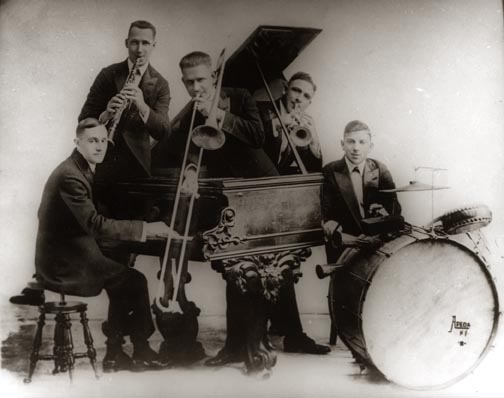 Original Dixieland Jazz Band 1917
