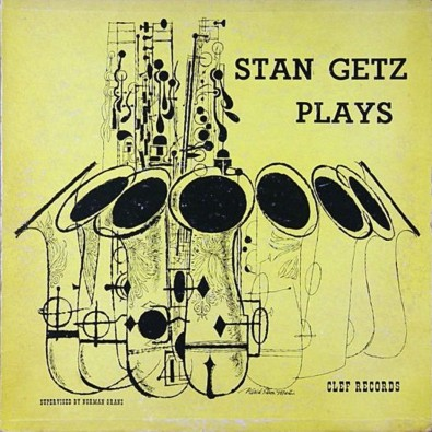 Stan Getz - Stan Getz Plays (1952)