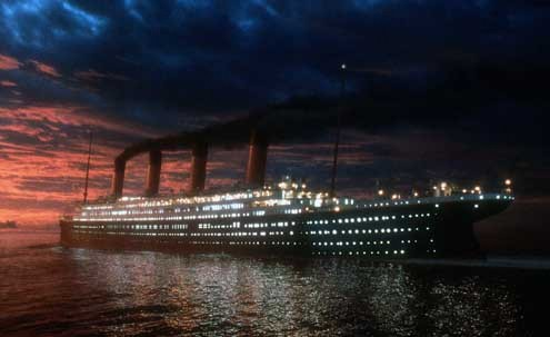 Titanic Lights