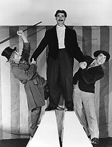 Marx Brothers At the Circus small