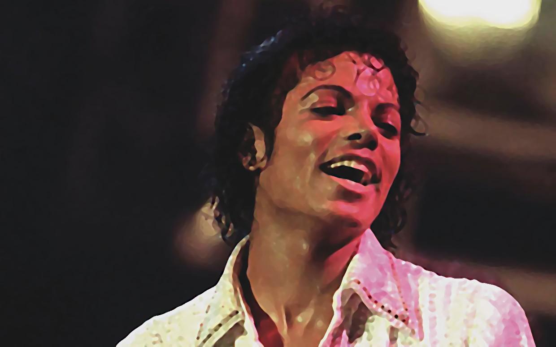 Michael Jackson smiles 1.6