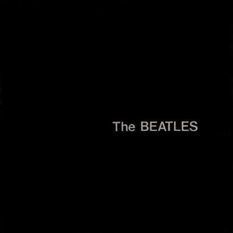 The Beatles - White Album black