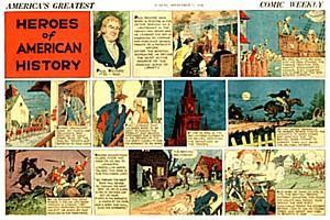 America's Greatest Heroes of American History - Paul Revere sm