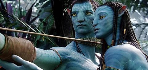 Avatar - Jake & Neytiri