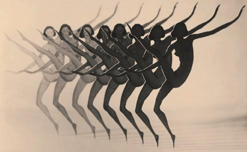 Frantisek Drtikol, Dancers, 1930