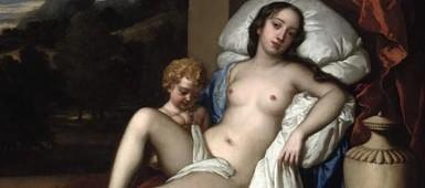 Nell Gwynne, born Feb 2, 1650