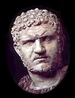 Caracalla, Roman emperor, born April 4, 188